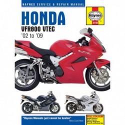 Haynes Honda VFR V-Tec V-Fours (2002-09)