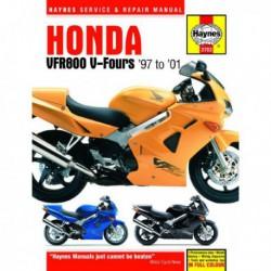 Haynes Honda VFR800 V-Fours (1997-01)