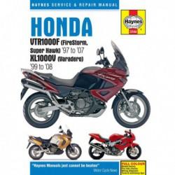 Haynes Honda VTR1000F FireStorm, Super Hawk (1997-07), XL1000V Varadero (1999-08)