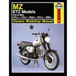 Haynes MZ ETZ Models (1981-95)