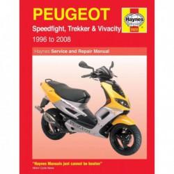 Haynes Peugeot Speedfight, Trekker, Vivacity (1996-08)