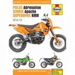 Haynes Pulse Adrenaline, Sinnis Apache, Superbyke RMR (2007-14)