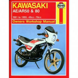 Haynes Kawasaki AE50, AR50, AE80, AR80 (1981-95)