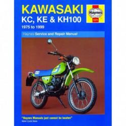 Haynes Kawasaki KC100, KE100, KH100 (1975-99)