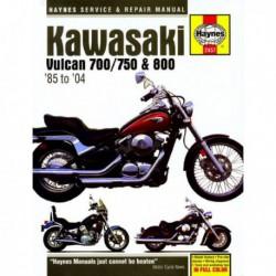 Haynes Kawasaki Vulcan VN700, VN750, VN800 (1985-04)