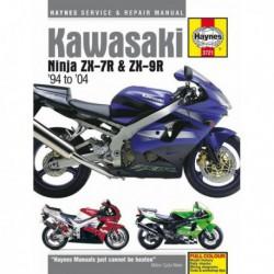 Haynes Kawasaki Ninja ZX-7R et ZX-9R (1994-04)