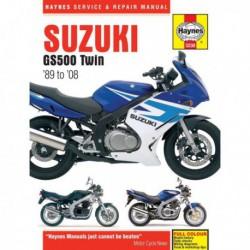 Haynes Suzuki GS500 Twin (1989-08)