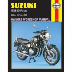 Haynes Suzuki GS850 Fours (1978-88)