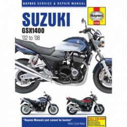 Haynes Suzuki GSX1400 (2002-08)