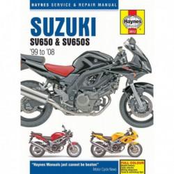 Haynes Suzuki SV650 et SV650S (1999-08)
