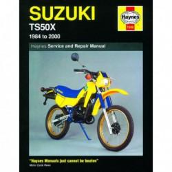 Haynes Suzuki TS50X (1984-00)