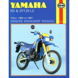 Haynes Yamaha RD125LC et DT125LC (1982-87)