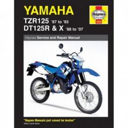 Haynes Yamaha TZR125 (1987-93) et DT125R, DT125X (1988-07)