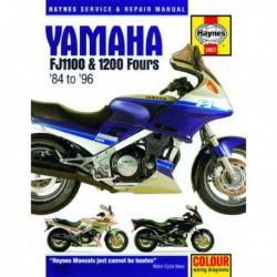 Haynes Yamaha FJ1100 et FJ1200 Fours (1984-96)