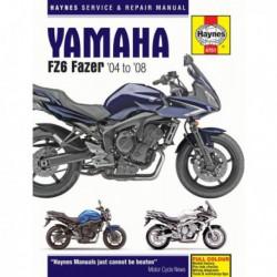 Haynes Yamaha FZ6 Fazer (2004-08)