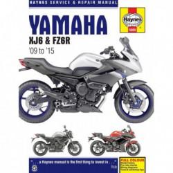 Haynes Yamaha XJ6 et FZ6R (2009-15)