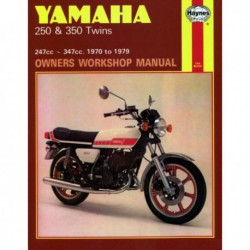 Haynes Yamaha YDS7, RD250, YR5, RD350 Twins (1970-79)