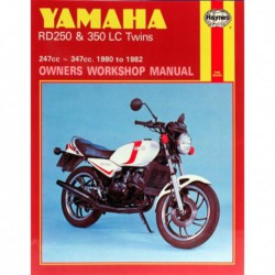 Haynes Yamaha RD250 et RD350 LC Twins (1980-82)