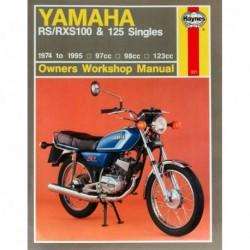 Haynes Yamaha RS100, RXS100, RS100 Singles (1974-95)