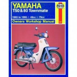 Haynes Yamaha T50 et T80 Townmate (1983-95)