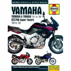 Haynes Yamaha TDM850, TRX850, XTZ750 (1989-99)