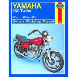 Haynes Yamaha XS650, TX650 Twins (1970-83)