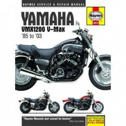 Haynes Yamaha VMX1200 VMAX (1985-03)