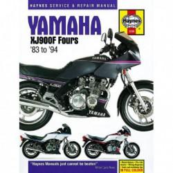 Haynes Yamaha XJ900F Fours (1983-94)