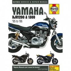 Haynes Yamaha XJR1200 et XJR1300 (1995-06)