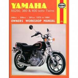 Haynes Yamaha XS250, XS360, XS400 (1975-84)