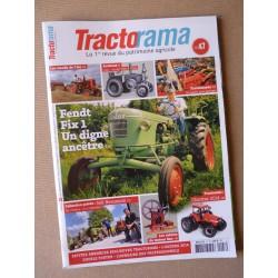 Tractorama n°47, Fendt Fix 1, Lanz 06, Baussain, Pierre Rougeol