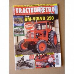 Tracteur Rétro n°36, BM-Volvo 350, Grégoire Besson, Raymond Ladret MF
