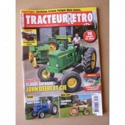 Tracteur Rétro n°40, Fordson Super Major, Puma ES201,Centaur KV, Claude Gayraud