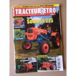 Tracteur Rétro n°47, Someca 215, Amanco Three Mule Team, McCormick Super FCC, Hanomag, Gino Goupil