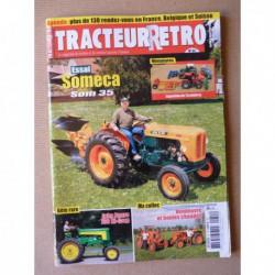 Tracteur Rétro n°51, Someca Som 35, John Deere 730 Hi-Crop, Sellier et Villiers Vendeuvre