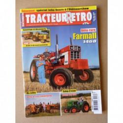 Tracteur Rétro n°53, Deutz F2L 514, IH Farmall 1468, Sift TP 480, Poirier chenillards