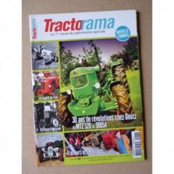 Tractorama n°36, Deutz MTZ 320, Deutz 9005A, Ursus Bambi C12, Douge Messidor, Jean-Claude Comme