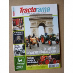 Tractorama n°38, Same 240, David Brown 990, SFV FV1