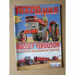 Tracteurs passion n°6, spécial Massey Ferguson 50 ans, éléctricité dans les champs