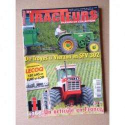 Tracteurs passion n°8, Lecoq, Amazone, IH 4366 Turbo, Marcel Cerceaux, Yves Hubert