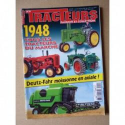 Tracteurs passion n°9, Lecoq, Big Tractor D9, l'année 1948