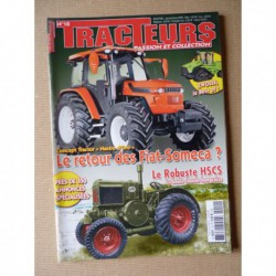 Tracteurs passion n°10, HSCS Robuste, Vermorel Motochenille, Massey Ferguson