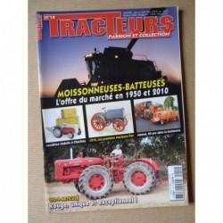Tracteurs passion n°14, McCormick WD-9 articulé, Matrot, Fiat 702 703, Moissonneuses-batteuses