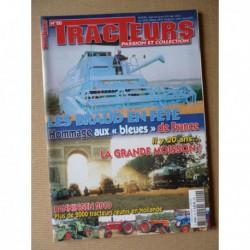 Tracteurs passion n°20, AVAIA, Uni System New Idea, moisson Champs Élysées 1990, Emmanuel Costisella SFV