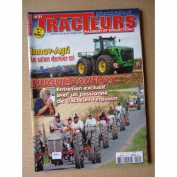 Tracteurs passion n°21, John Deere 50 ans, Ets Jean Chesneau, les 1er relevages, Hugues Aufray
