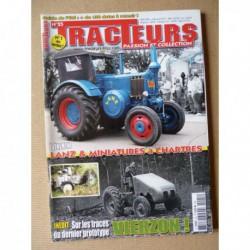 Tracteurs passion n°25, Albert Pâtissier Energic, Ets Vandenberghe, 1904-07, prototype Vierzon, Lucien Levet
