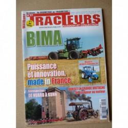 Tracteurs passion n°27, BIMA, Huard Khun, Dousset-Matelin, Unimog 60ans, Agri-Rétro musée Huard