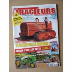 Tracteurs passion n°30, La Licorne 60cv LW, John Deere Grand Detour, roues en fer, Fendt Vario, Brochard SFV 302