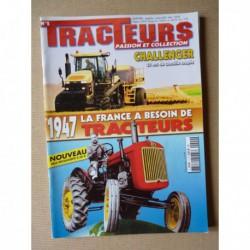 Tracteurs passion n°2, John Deere 70 80 à 840, Caterpillar Claas Challenger, 80ans Same, Python, Perkins, Ford 5000