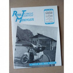 RTM Moto Guzzi Galletto 160, 175, 192 cc